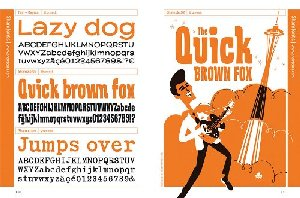 Free Font Index 03 + CD Rom