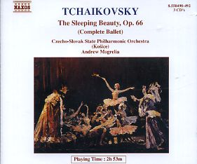 TCHAIKOVSKY: Sleeping Beauty (The) (Complete Ballet)