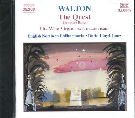 WALTON, W.: Quest / The Wise Virgins