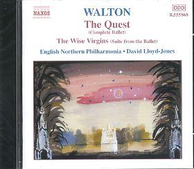 WALTON, W.: Quest / The Wise Virgins